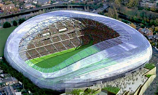Aviva Stadium - Luxury House Hire