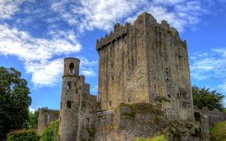 Blarney Castle - Luxury House Hire