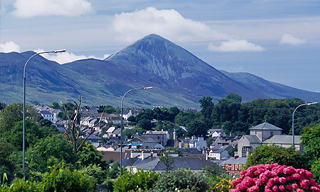 Croagh Patrick - Luxury House Hire
