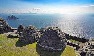 Skellig Islands - Luxury House Hire
