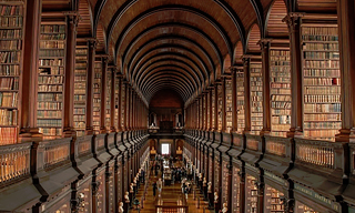 Trinity College Library - Luxury House Hire